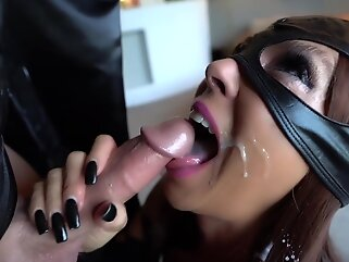 Wifeysworld Cat Does The Bat! brunette big tits