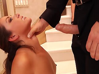 Allie Haze And Adriana Chechik In Hot Threesome brunette anal