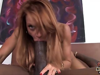 Janet Mason - Blacks on Cougars big tits big cock