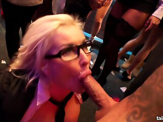 DrunkSexOrgy - 2017-03-03 blonde big tits