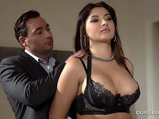 Anna Polina really wants to be fucked big ass anal